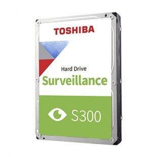 هارد دیسک اینترنال توشیبا مدل s300 surveillance ظرفیت 2 ترابایت