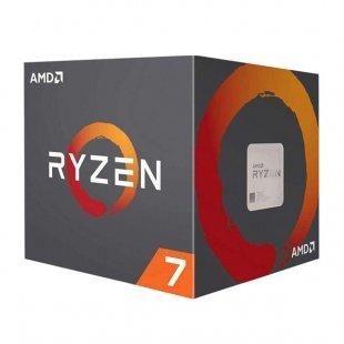 پردازنده مرکزی ای ام دی مدل Ryzen 7 3800XT Box (بدون فن-باندل)