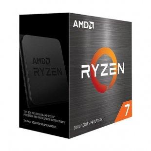 پردازنده مرکزی ای ام دی مدل Ryzen 7 5800X Box (بدون فن-باندل)