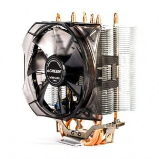 خنک کننده پردازنده گرین مدل NOTUS - 95 PWM