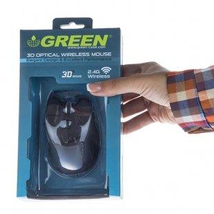 ماوس بیسیم گرین مدل GM-501W