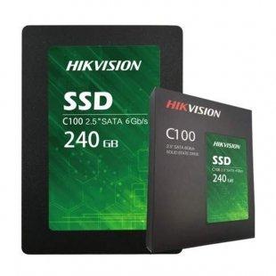 حافظه اس اس دی اینترنال هایک ویژن مدل HS-SSD-C100 ظرفیت 240 گیگابایت