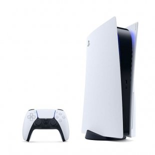 کنسول بازی سونی مدل Playstation 5 ظرفیت 1 ترابایت(ورژن اروپا)