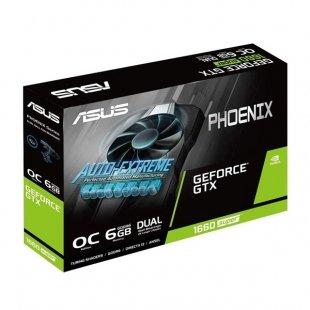 کارت گرافیک ایسوس مدل Phoenix GTX1660 SUPER O6G