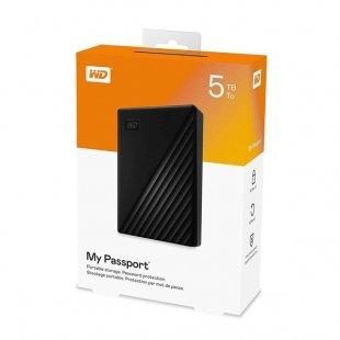 هارد اکسترنال وسترن دیجیتال مدل My Passport ظرفیت 5 ترابایت