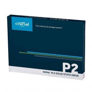حافظه اس اس دی کروشیال مدل P2 M.2 2280 ظرفیت 1 ترابایت