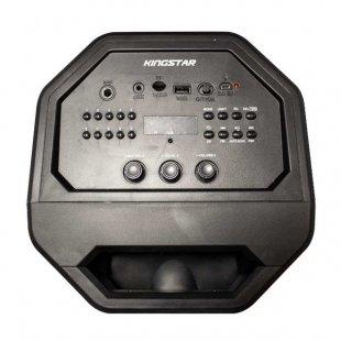 اسپیکر بلوتوثی قابل حمل کینگ استار مدل KBS454
