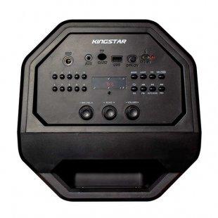 اسپیکر بلوتوثی قابل حمل کینگ استار مدل KBS462