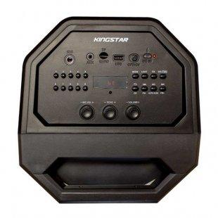 اسپیکر بلوتوثی قابل حمل کینگ استار مدل KBS464