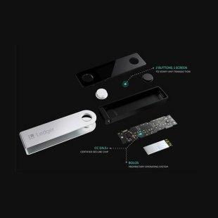 کیف پول سخت افزاری لجر مدل Nano X