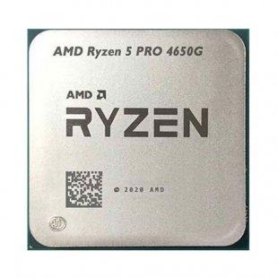 پردازنده مرکزی ای ام دی مدل Ryzen 5 PRO 4650G Tray (همراه با فن-باندل)