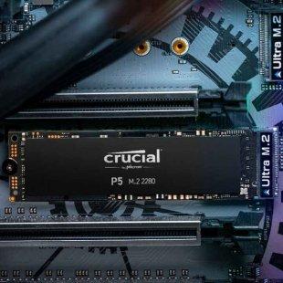حافظه اس اس دی کروشیال مدل P5 M.2 2280 ظرفیت 1 ترابایت