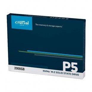 حافظه اس اس دی اینترنال کروشیال مدل P5 M.2 2280 ظرفیت 2 ترابایت