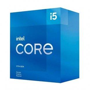 پردازنده مرکزی اینتل سری Rocket Lake مدل Core i5 11400F Box