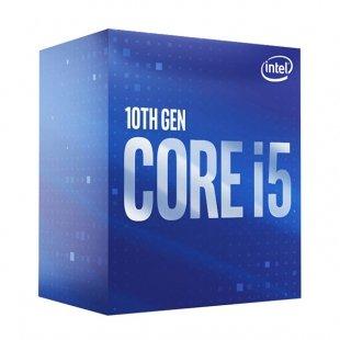 پردازنده مرکزی اینتل سری Comet Lake مدل Core i5 10400F Box