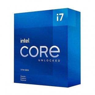 پردازنده مرکزی اینتل سری Rocket Lake مدل Core i7 11700K BOX (بدون فن)