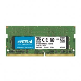 حافظه رم لپ تاپکروشیال مدل CT8 CL228GB DDR4 3200Mhz