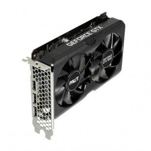 کارت گرافیک پلیت مدل GeForce GTX 1650 GP 4GB