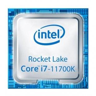 پردازنده مرکزی اینتل سری Rocket Lake مدل Core i7-11700K TRAY