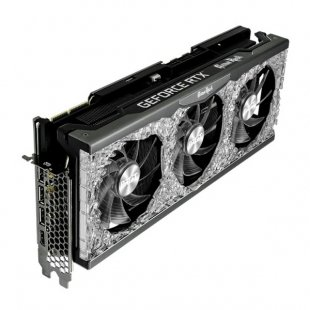 کارت گرافیک پلیت مدل GeForce RTX 3090 GameRock 24GB