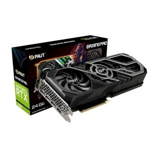 کارت گرافیک پلیت مدل GeForce RTX 3090 GamingPro 24GB