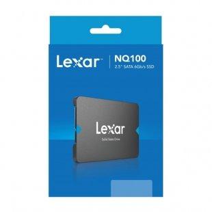 اس اس دی اینترنال لکسار مدل NQ100 ظرفیت 480 گیگابایت