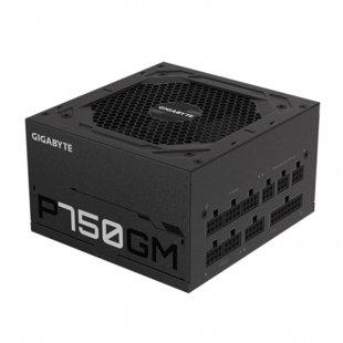 منبع تغذیه کامپیوتر گیگابایت مدل GP-P750GM