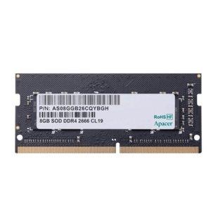 حافظه رم لپ تاپاپیسر مدل AS08GGB26CQYBGH CL198GB DDR4 2666Mhz