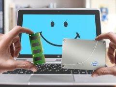 طریقه ارتقا سخت افزاری کامپیوتر و لپ تاپ