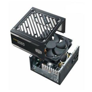 منبع تغذیه کامپیوتر کولر مستر مدل G800 GOLD