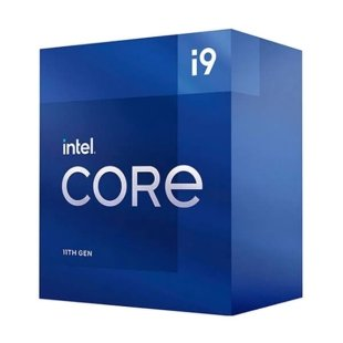 پردازنده مرکزی اینتل سری Rocket Lake مدل Core i9 11900 Box