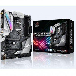 ASUS ROG STRIX Z370-E GAMING LGA 1151 Motherboard