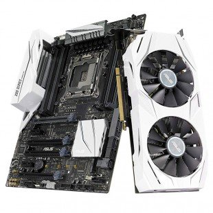asus 1060GTX DUAL graphiccard