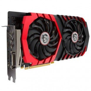 msi 1060 GTX GAMING X graphiccard