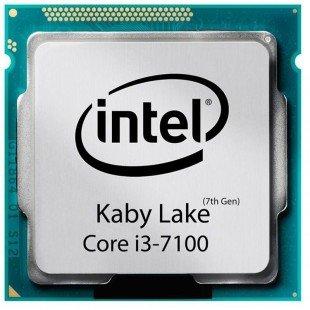 پردازنده مرکزی اینتل مدل i3 7100