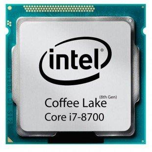 پردازنده مرکزی اینتل مدل i7 8700