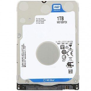 هارد دیسک لپ تاپ وسترن دیجیتال WD 1TB LAPTOP