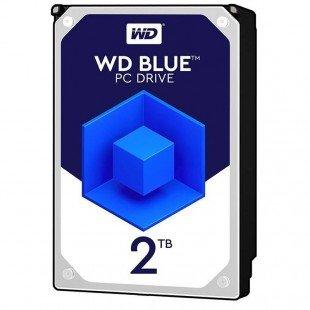 هارددیسک اینترنال وسترن دیجیتال مدل  WD 2TB BLUE