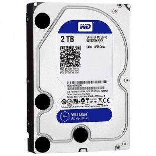 Western Digital Blue WD20EZRZ Internal Hard Drive 2TB