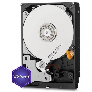 Western Digital Purple WD20PURZ Internal Hard Disk 2TB