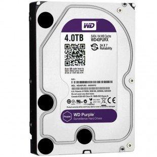 Western Digital Purple WD40PURX Internal Hard Drive 4TB