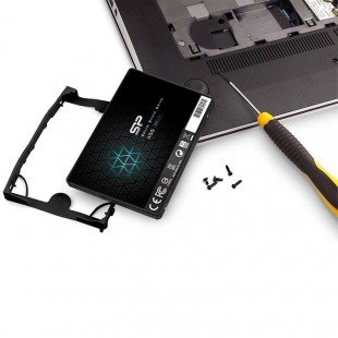 silicon power 128G A55 3D NAND ssd