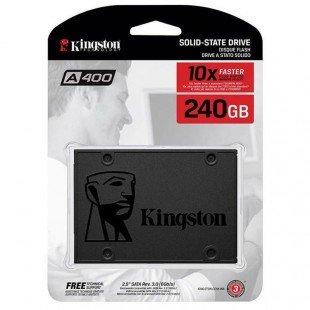 اس اس دی کینگستون Kingston SSD A400 240GB