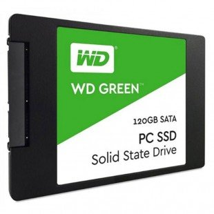 Western Digital HDD SSD WD Green 120GB