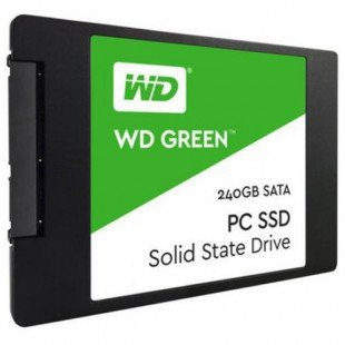 Western Digital GREEN WDS240G1G0A SSD Drive - 240GB