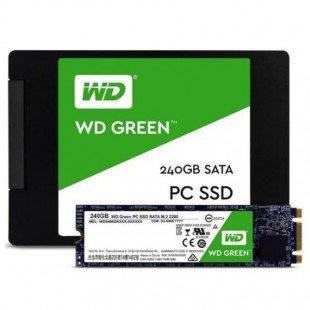 اس اس دی اینترنال وسترن دیجیتال مدل 240G WD GREEN