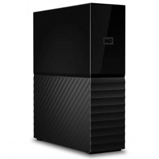 Western Digital My Book Desktop External Hard Drive - 4TB