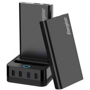 شارژر همره انرجایزر مدل PS20000 با ظرفیت 20000 میلی آمپر بر ساعت