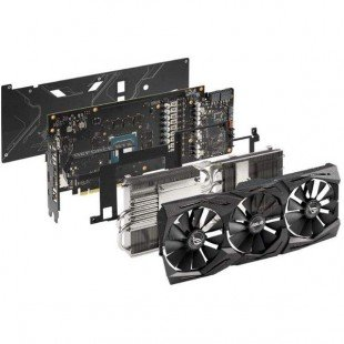 asus ROG-STRIX RTX2070-A8G-GAMING graphic card