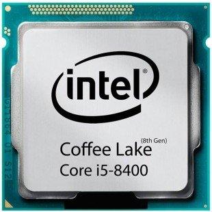 پردازنده اینتل سری Coffee Lake مدل Core i5-8400
